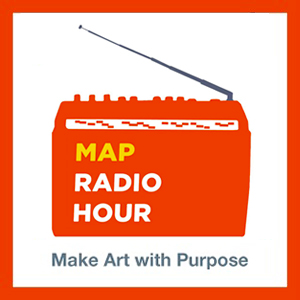 MAP Radio Hour art