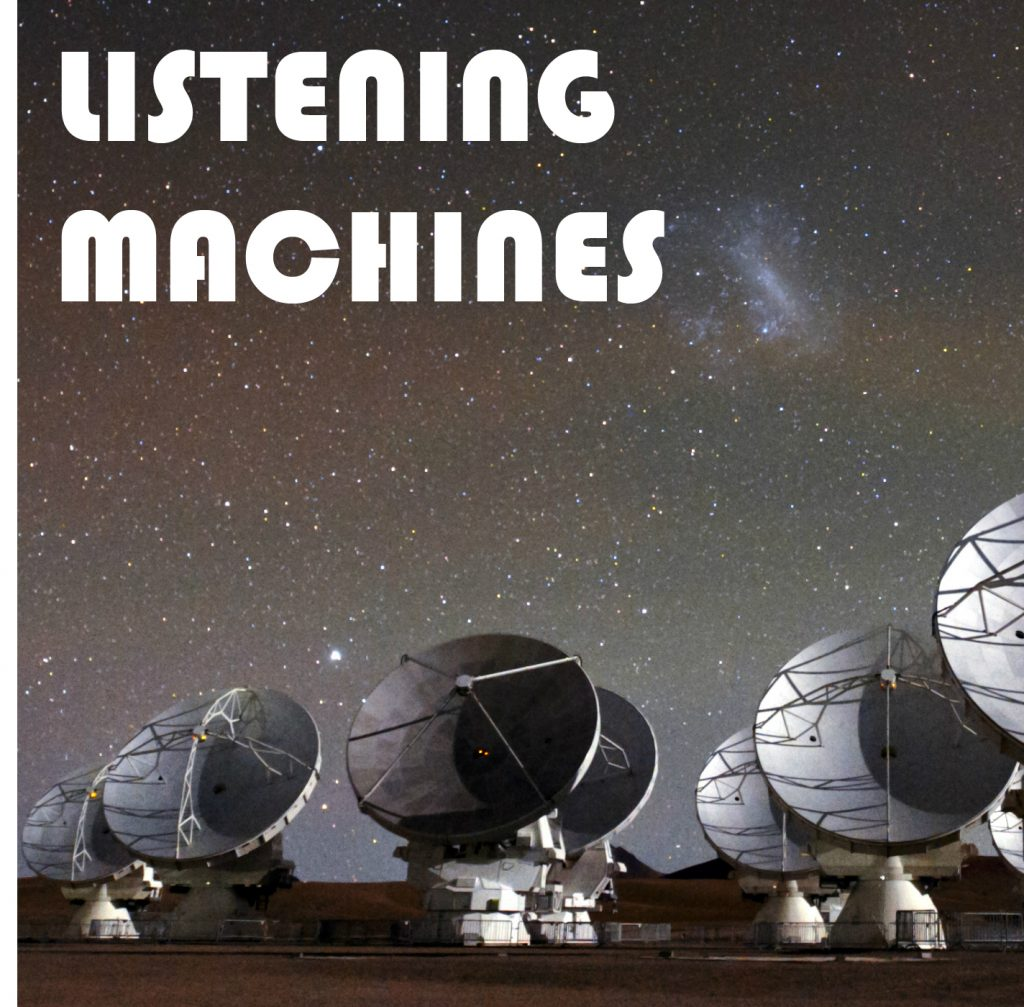 Listening Machines art